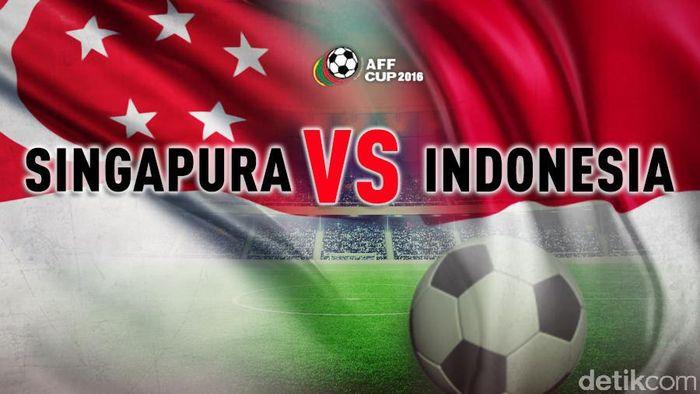Piala AFF: Singapura vs Indonesia
