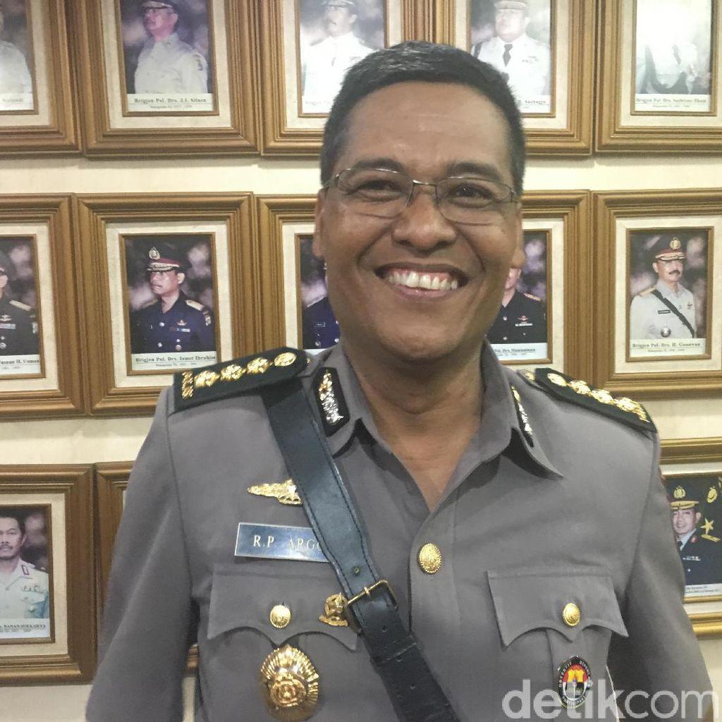 Polisi Sebut Dana untuk Dugaan Makar Ditransfer Secara Bertahap