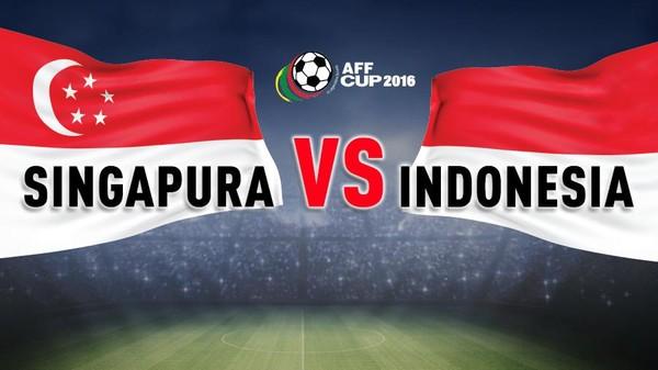 Live Report: Singapura vs Indonesia