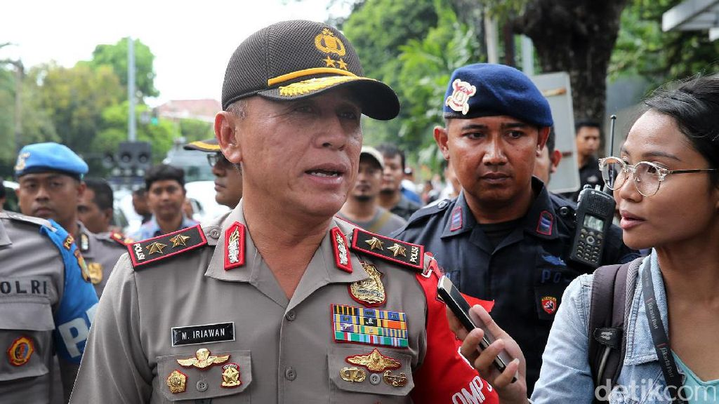 Kapolda Jamin Keamanan Ibadah Natal di Jakarta