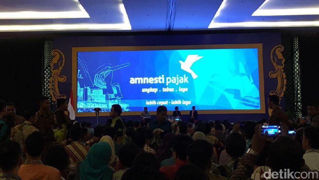 5.300 Pengusaha Properti Setor Tebusan Tax Amnesty Rp 3,06 T