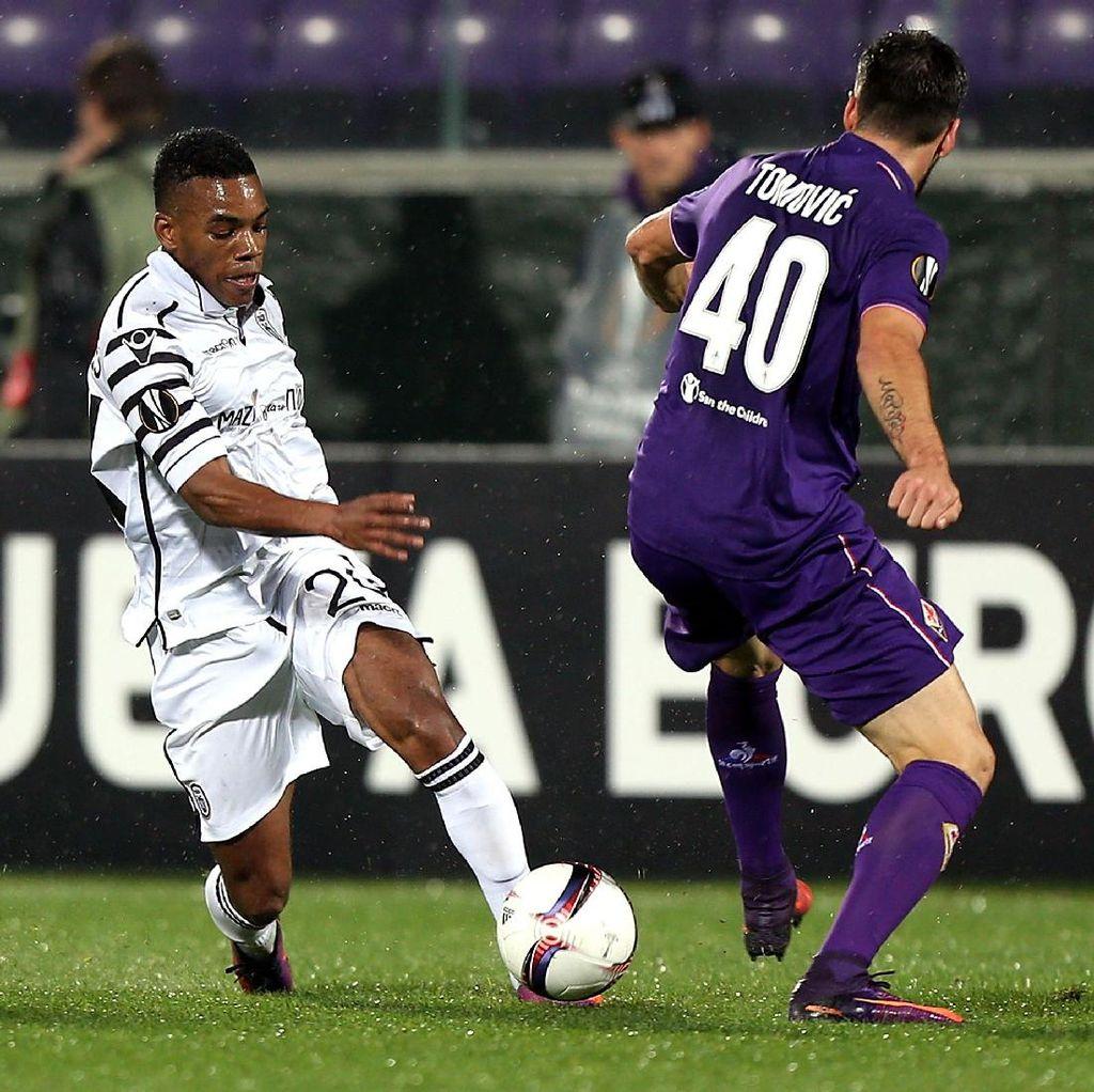 Kebobolan di Injury Time, Fiorentina Ditekuk PAOK