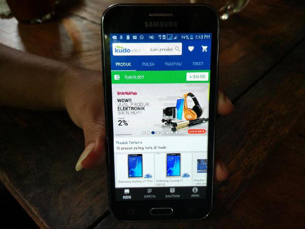 Lewat Kudo, Nasabah BTPN Bisa Belanja Online Tanpa Smartphone