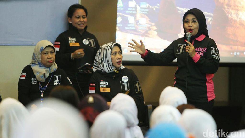 Sylviana Hadiri Rapat Kordinasi Perempuan Jakarta