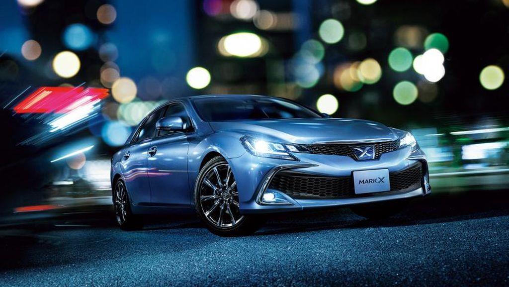 Toyota Mark X Terbaru