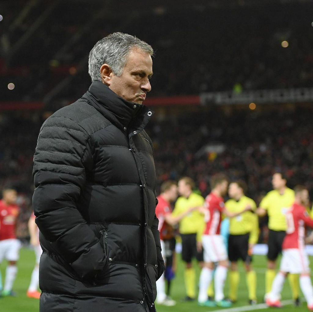 Menang Besar, Mourinho Nilai Performa MU Seperti yang Sudah-Sudah