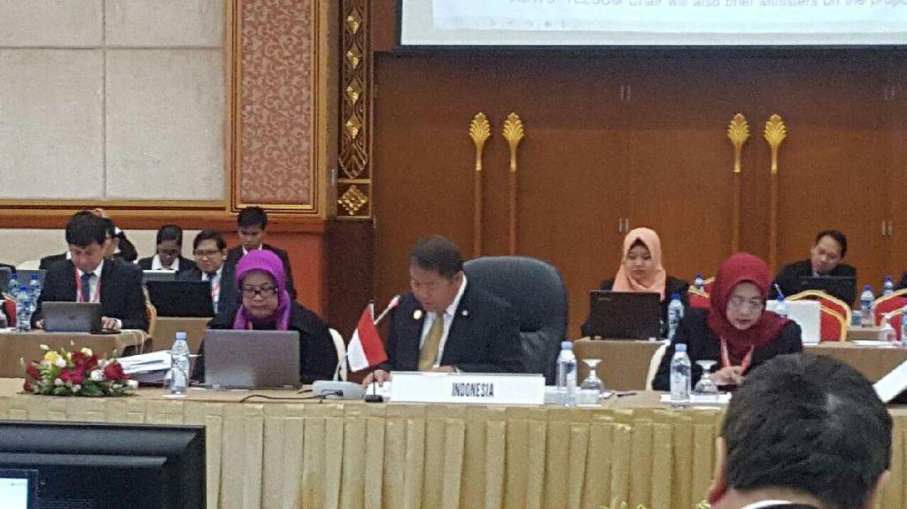 Peta Jalan e-Commerce Jokowi Dipamerkan di Rapat Menteri ASEAN