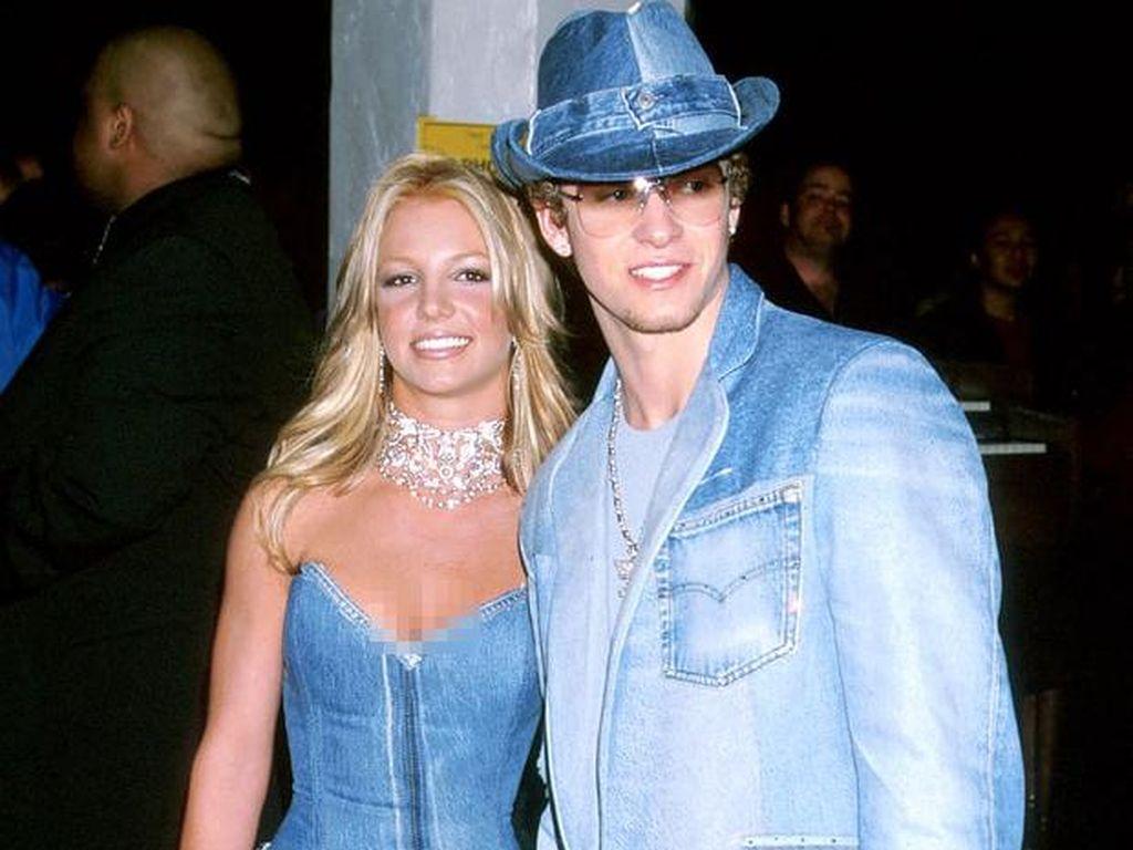 Menyesal, Justin Timberlake Minta Maaf pada Britney Spears