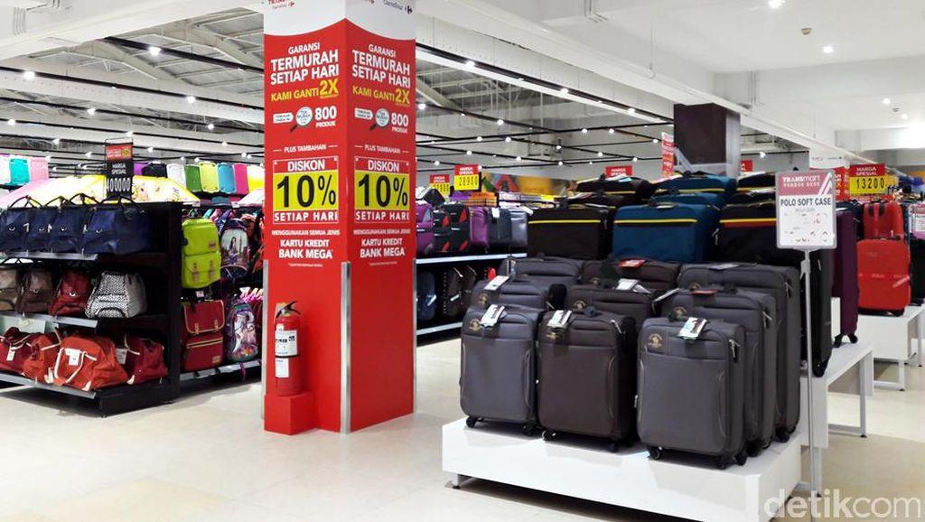 Belanja Heboh & Murah di Promo Pembukaan Transmart Pondok Gede