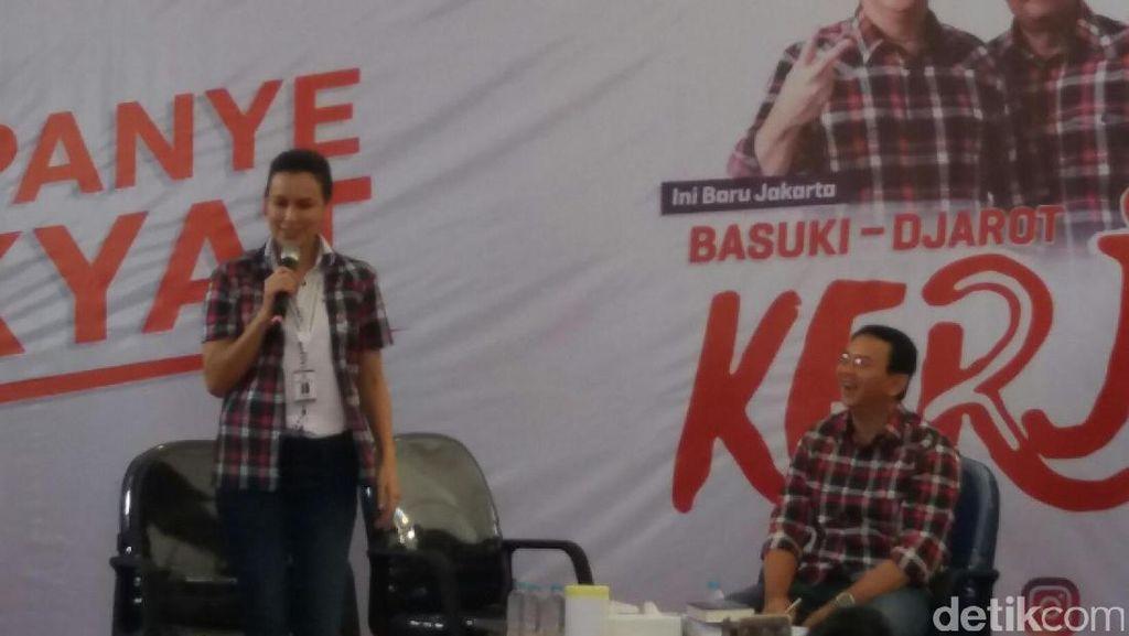 Ahok Targetkan Jaringan 4,5G di Jakarta Pada 2018