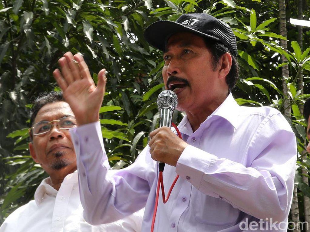 Musni Umar Jelaskan Maksud Tweet Perang Ilmu Gaib Pertahankan Jokowi