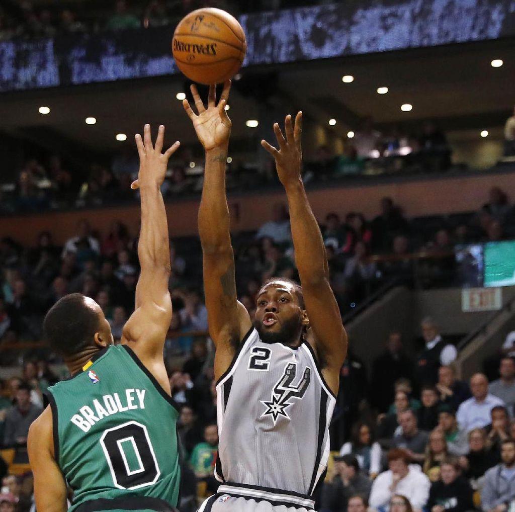 Spurs Bangkit untuk Atasi Celtics