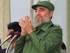 Duka Maradona untuk Fidel Castro: Dia Seperti Ayah Keduaku