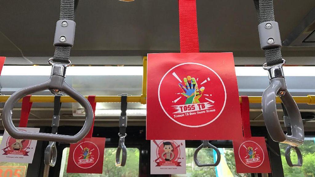 Informasi Penyakit TB Bisa Didapat di Bus Lho