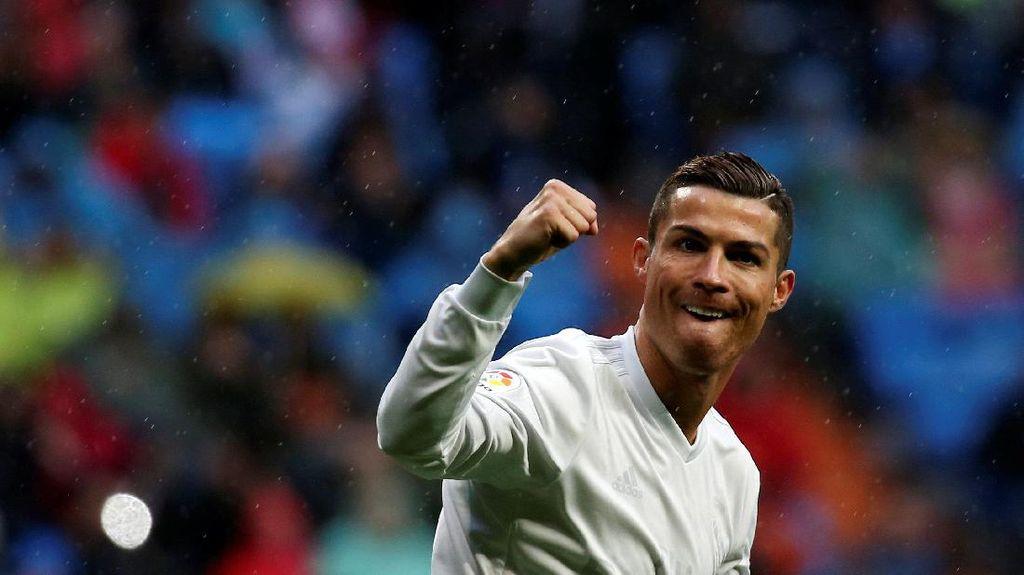 Ronaldo Adalah Mimpi Buruk Barcelona di Camp Nou