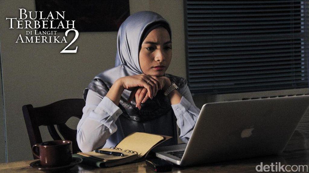 Film Bulan Terbelah di Langit Amerika 2 Hadir Harumkan Islam