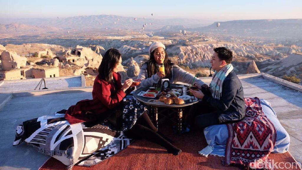 Ini Dia Spot Foto Paling Instagenic di Cappadocia, Turki
