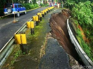 Banjir dan Longsor Landa Beberapa Wilayah di Banyumas