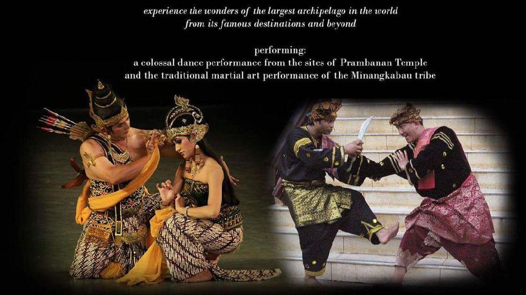 Pagelaran Kebudayaan Indonesia di London Berhasil Memukau Warga Inggris