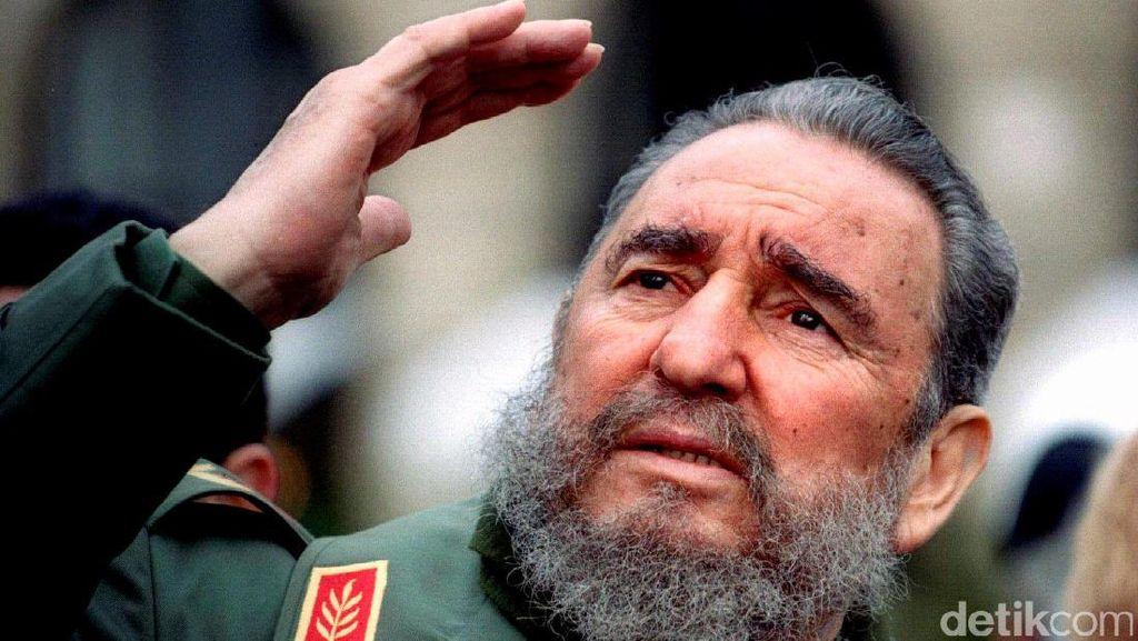 Mengenang Fidel Castro, Sosok Pemberani yang Mengubah Pariwisata Kuba