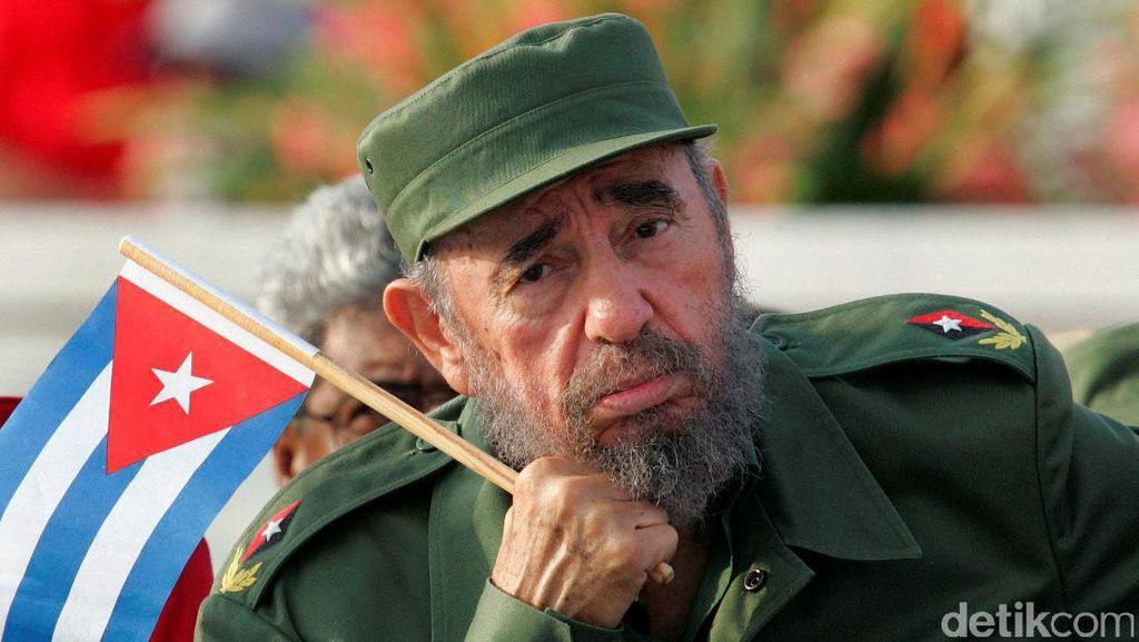 Fidel Castro Pernah Membuat Dunia Nyaris Mengalami Perang Nuklir