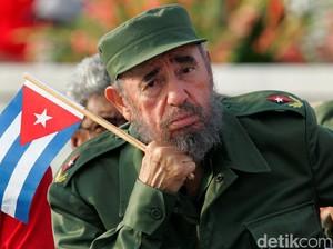 Pemerintah Kuba Persiapkan 4 Hari Prosesi Pemakaman Fidel Castro