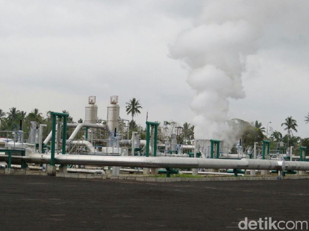 PLTP Lahendong Unit 6 Selesai Desember, PLN: Kita Punya Cadangan 60 MW