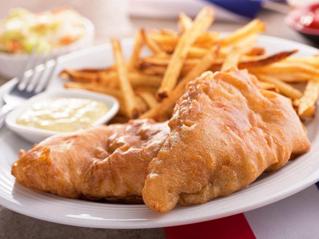 Gara-gara Nama Istri Babak Belur, Resto Fish and Chips Ini Diprotes Netizen