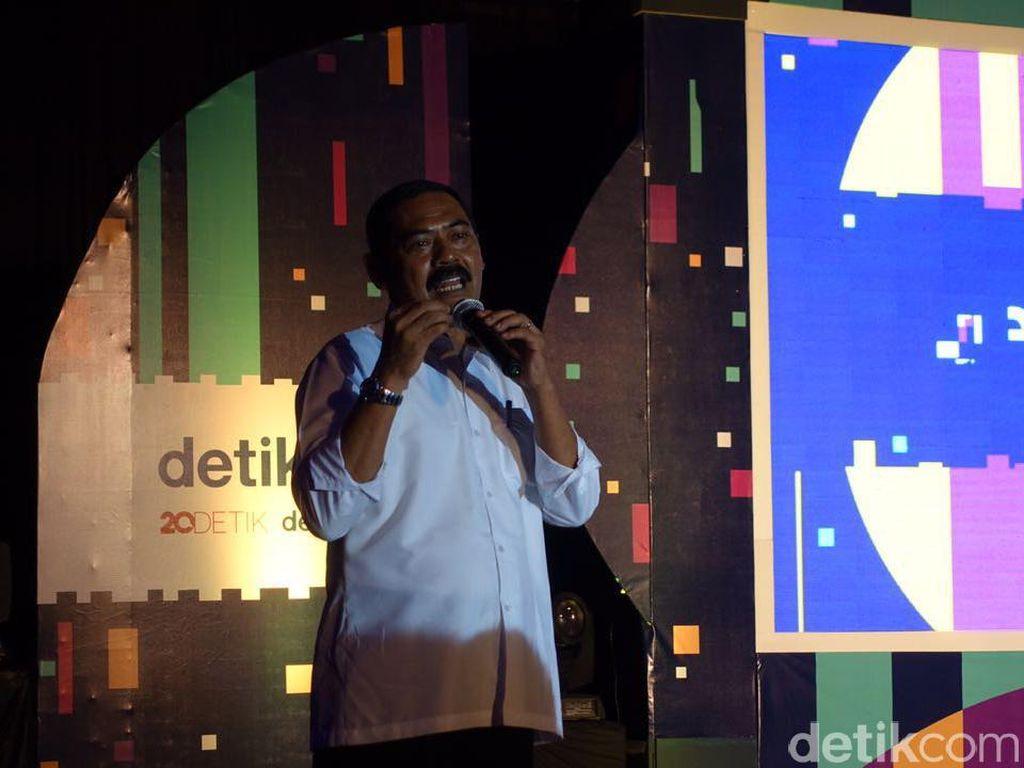 Wali Kota Solo Kembali Tegaskan CFD Harus Bersih dari Politik