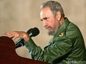 Pidato 4 Jam Lebih di PBB, Fidel Castro Pegang Rekor Pidato Terlama di Dunia