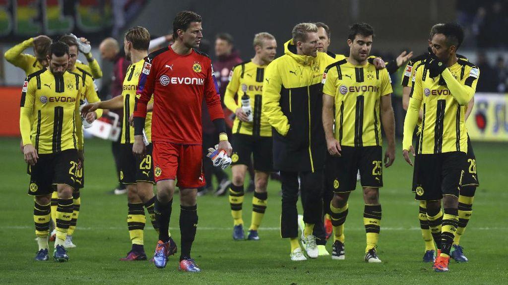 Tuchel Kritik Performa Dortmund