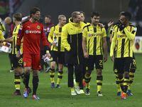 Dortmund Tutup Tahun dengan Hasil Imbang