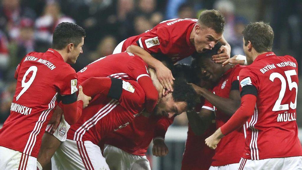 Hadapi Atletico, Bayern Diminta Jaga Momentum