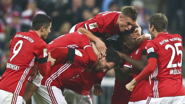 Ancelotti: Bayern Lebih Kuat di Paruh Kedua Musim
