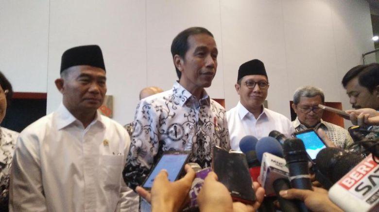 Jokowi soal Rencana Penghapusan UN: Pekan Ini Akan Diputuskan