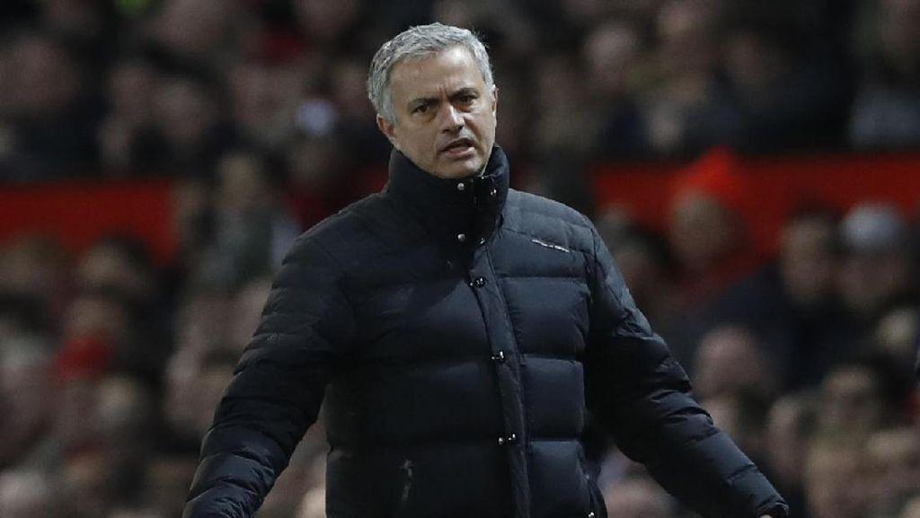 Mourinho: MU Sulit Juara Liga Musim Ini