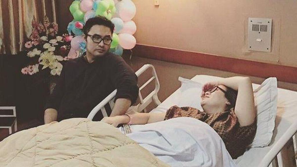 Biaya Puluhan Juta Dipersiapkan Surya dan Cynthia Lamusu untuk Bayi Tabung
