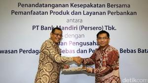 Bank Mandiri Gandeng BP Batam
