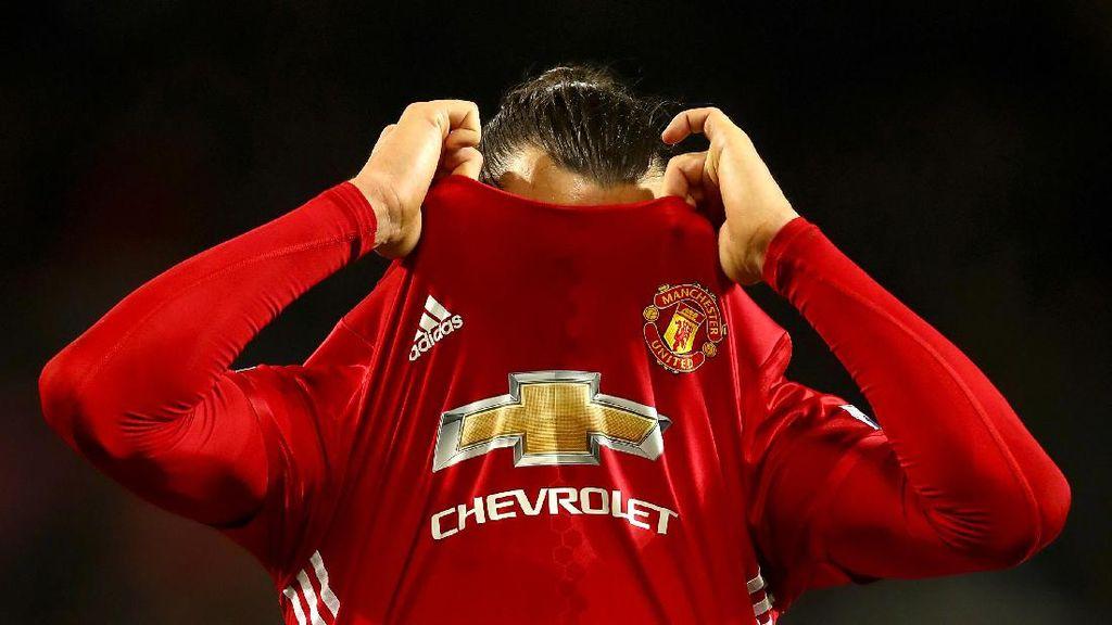 Guardiola: MU Masih Bisa Finis Empat Besar
