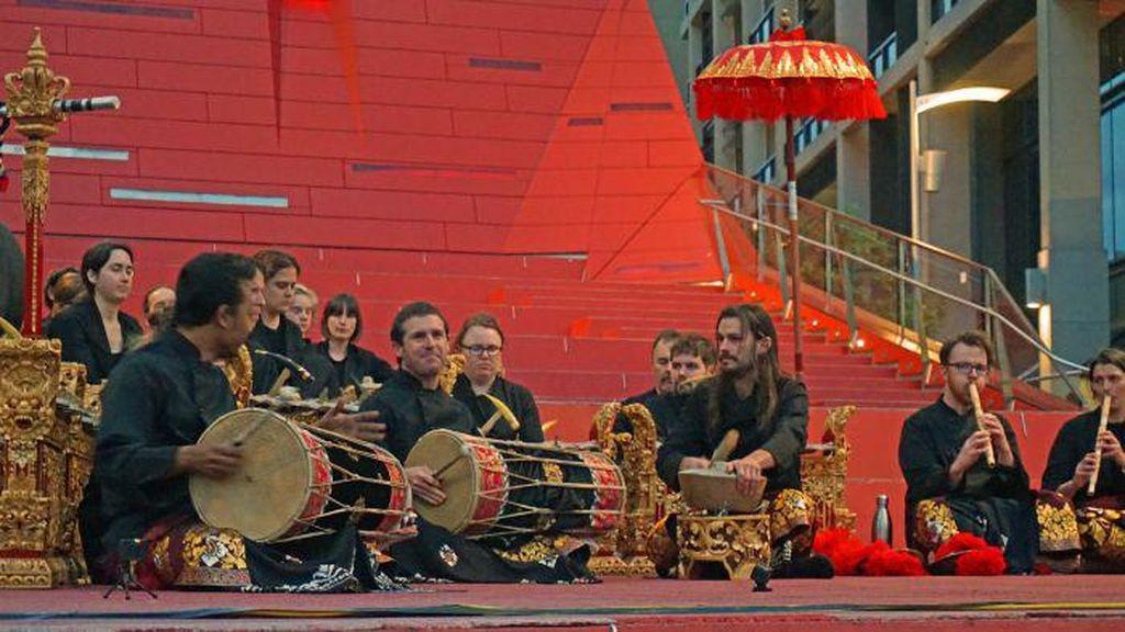 Gamelan Bali Dapat Dukungan Pemerintah Melbourne