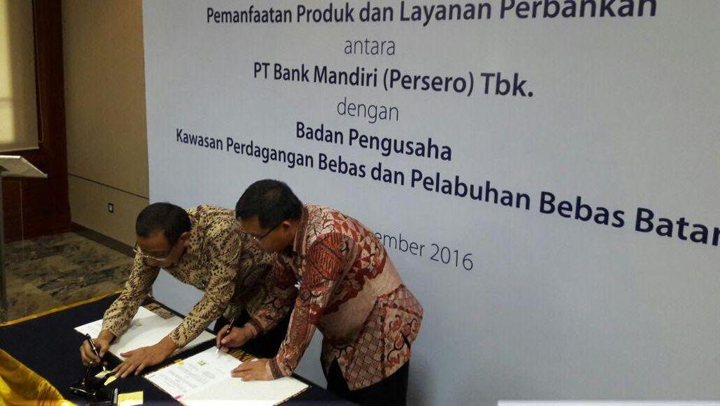 Bank Mandiri Bidik Transaksi e-Money Tahun Depan Tumbuh 30%