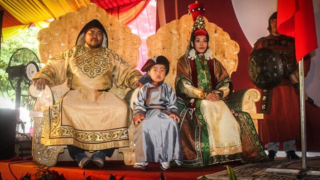 Ada Kampung Mongol di Tanjung Lesung