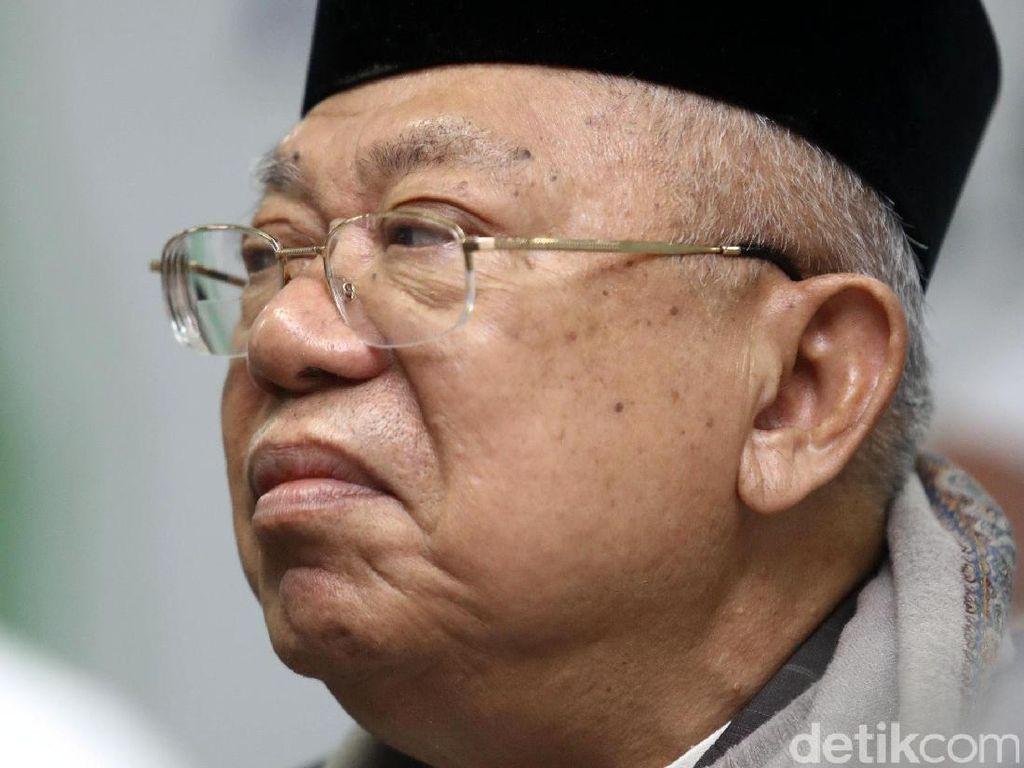 Jadi Cawapres Jokowi, Apa Saja Mobil Maruf Amin?