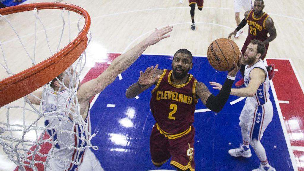 Cavaliers Bangkit dari Ketertinggalan untuk Kalahkan Sixers