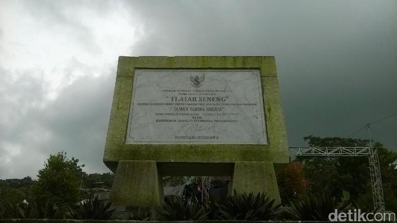 Foto: Tebing Breksi Yogyakarta (Bonauli/detikTravel)