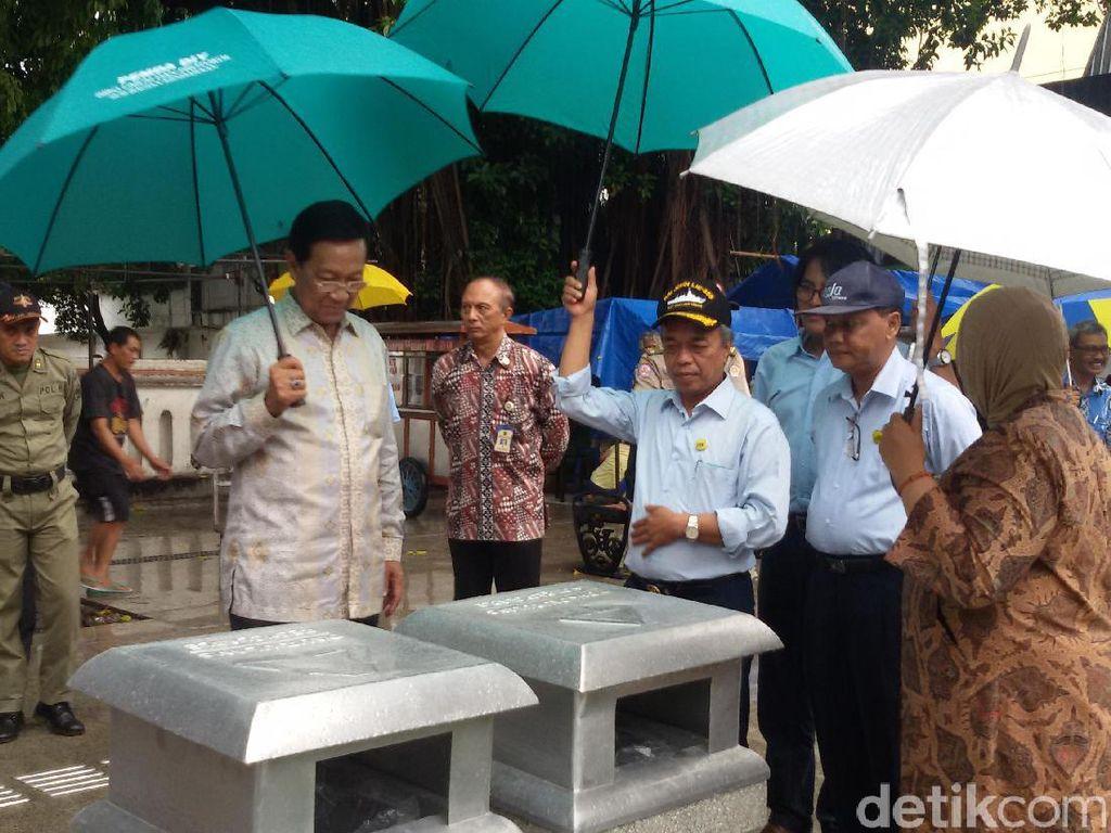 Cek Pembangunan Pedestrian, Sultan HB X Tetap Pertahankan PKL di Malioboro
