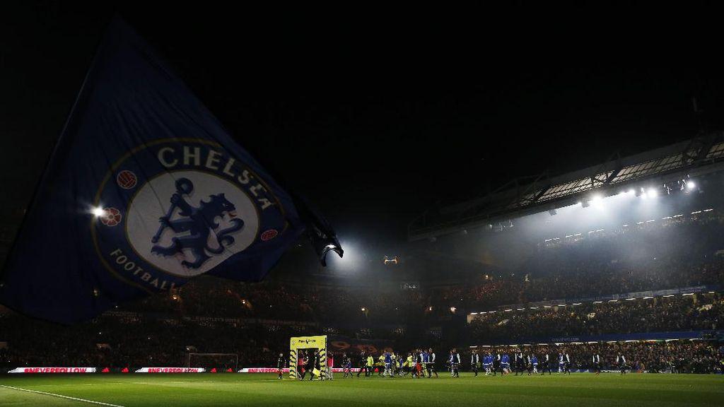 Foto-foto Terbaik Premier League Pekan 13: Lesu di Old Trafford dan Pesta The Blues