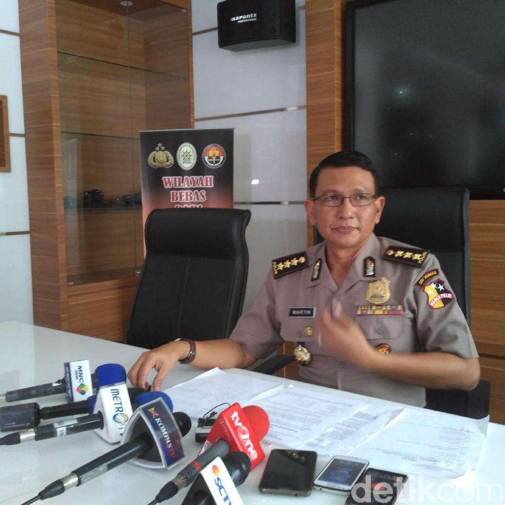 Polisi akan Telurusi Penyandang Dana Makar dari Bukti Transfer yang Ditemukan