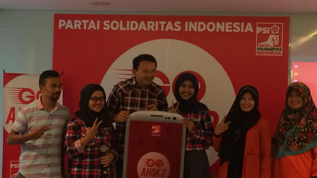 Ahok: Kasih Saya Kesempatan di Periode Kedua untuk Jakarta Luar Biasa