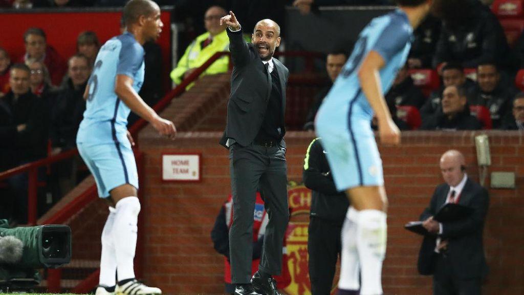 Guardiola: 3 Pergantian Pemain Sudah Tak Relevan dengan Tuntutan Permainan Saat Ini